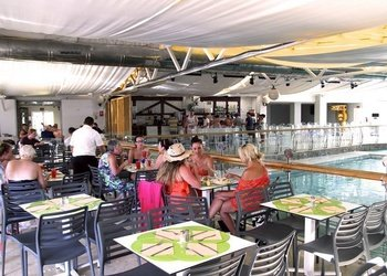 РЕСТОРАН – ШВЕДСКИЙ СТОЛ  Apartamentos Benidorm Celebrations™ Pool Party Resort (Adults Only)