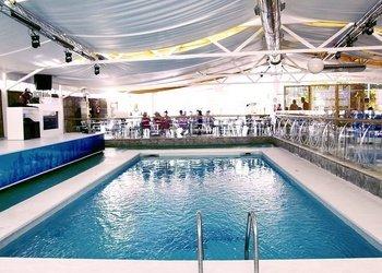 БАССЕЙНЫ Apartamentos Benidorm Celebrations™ Pool Party Resort (Adults Only)