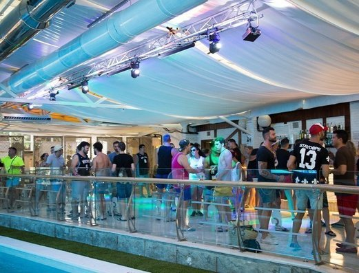 Fiestas nocturnas апартаменты Benidorm Celebrations™ Pool Party Resort (Adults Only)