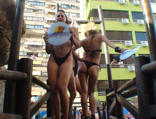 DJs & Gogos апартаменты Benidorm Celebrations™ Pool Party Resort (Adults Only)