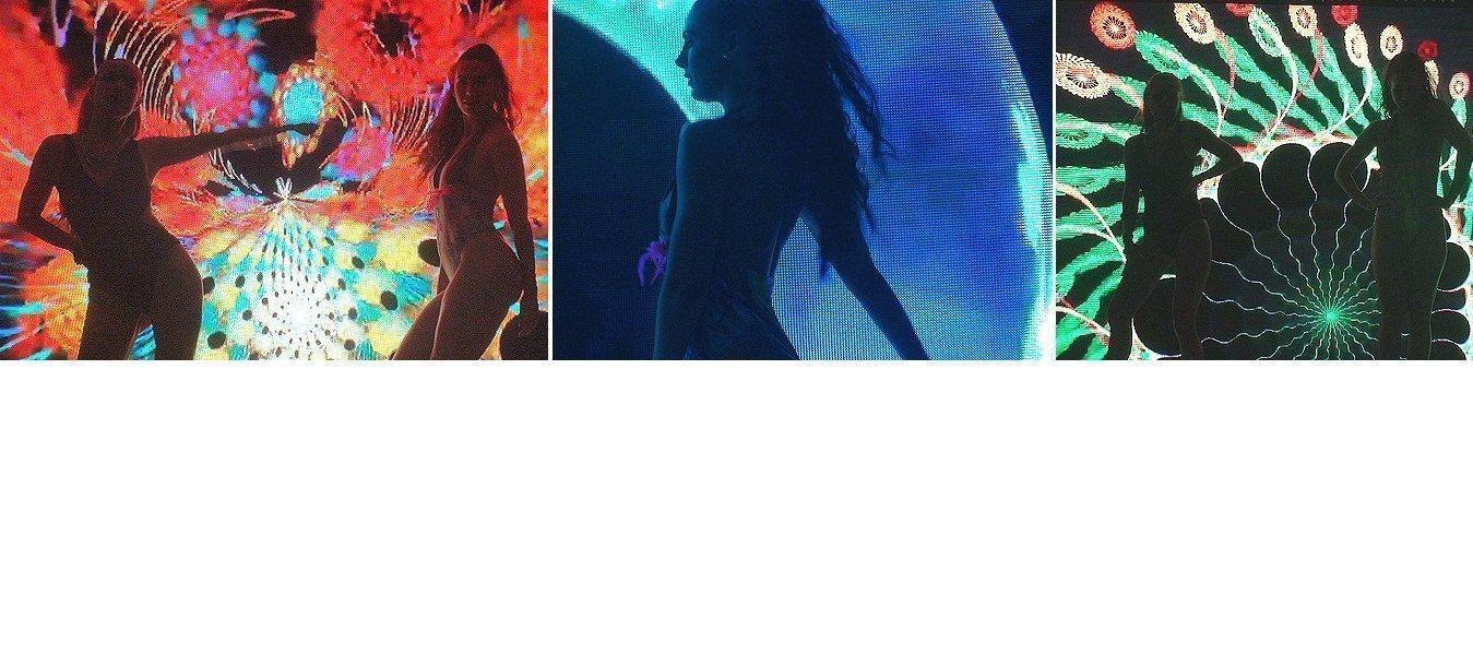 Ди-джеев и Гогос, чтобы оживить наши вечеринки у бассейна. Со всем звуком Bora Bora Ibiza - Apartamentos Benidorm Celebrations™ Pool Party Resort (Adults Only)